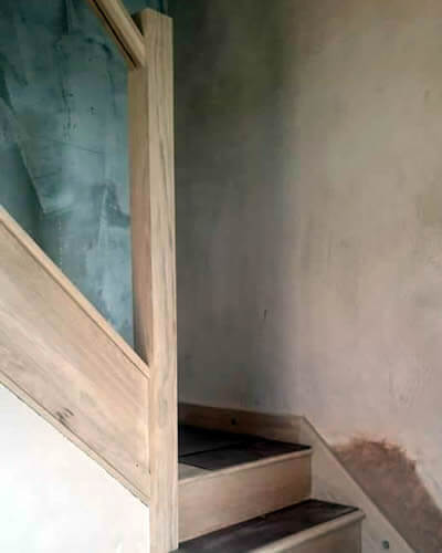 Bolton Staircase Renovation